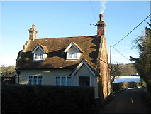 TR3051 : St. Mary's Grove Cottage by David Anstiss
