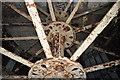 TL5362 : Lode Watermill - Waterwheel by Ashley Dace