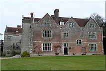 SU7037 : Chawton House from the south by Graham Horn