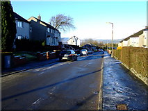 NS3373 : Bardrainney Avenue by Thomas Nugent