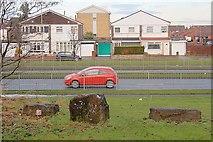 NZ3764 : A1300, John Reid Road by Mick Garratt
