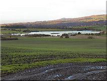 SD6807 : View Towards Rumworth Lodge Reservoir. by David Dixon