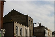 "TQ3370 : Upper Norwood: ""ghost-signs"" on Westow Street by Christopher Hilton"