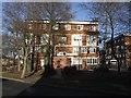 SJ9003 : Council Housing - Swallow Court by John M