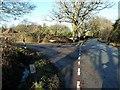 TQ0520 : Pickhurst Lane junction with Blackgate Lane by Dave Spicer