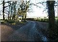 TQ0521 : Entrance Stablebarn Farm by Dave Spicer