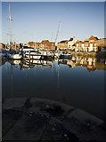 TA0928 : Hull Marina by Paul Harrop