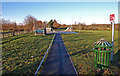 NS4365 : Skateboarding Park, Linwood by wfmillar