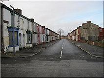 SJ3688 : Rhiwlas Street, Toxteth by John S Turner