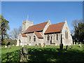TF9519 : East Bilney St Mary's church by Adrian S Pye