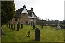 SK4338 : Dale Abbey: All Saints' church by Christopher Hilton