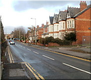 SO5140 : Barrs Court Road, Hereford by Jaggery