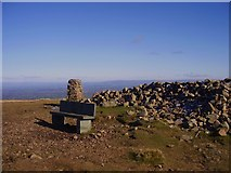 NY3135 : Summit of High Pike by steven ruffles