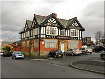 SD8912 : The Castle Inn, Rochdale by David Dixon