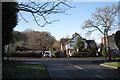 SP1676 : House types, Tilehouse Green Lane by Robin Stott