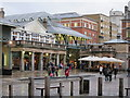 TQ3080 : Covent Garden Market building by Oast House Archive