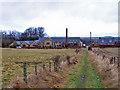 NT3466 : Kippielaw Steading by Richard Dorrell