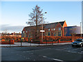 TA0930 : Endeavour School, Hull - front by Stephen Craven