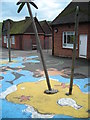 SU4873 : Playground, Priors Court School by Christopher Hilton