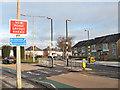 TA0730 : Zebra crossing on Chanterlands Avenue by Stephen Craven