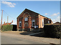 TG3508 : Methodist chapel, Lingwood by Adrian S Pye