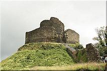 SX3384 : Launceston Castle by Richard Croft