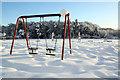 NT1166 : Kirknewton Park by Neil Gwynne