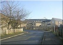 SE1734 : Regency View - Harrogate Terrace by Betty Longbottom