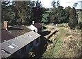 SO4103 : Railway at Llandenny by Ray Durrant