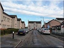 NT2276 : Craigmuir Place [eastern end] by Christine Johnstone