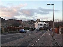 NT2273 : Craigleith Crescent by Christine Johnstone