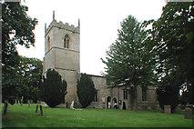 SK7368 : St Mary, Egmanton by John Salmon