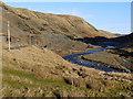 SN8074 : The Cwm Ystwyth mines by Nigel Brown