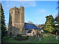 ST3996 : Church of Ss Peter,Paul and John, Llantrisant by Ruth Sharville