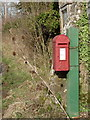 SY5797 : Toller Fratrum: postbox № DT2 68 by Chris Downer