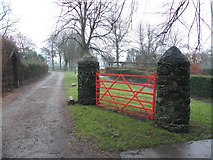 J0458 : Kissing gate, Tannaghmore Gardens by Kenneth  Allen