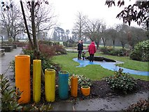J0458 : Tannaghmore Gardens by Kenneth  Allen
