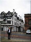 NY4055 : Citadel Chambers, Carlisle by John Fielding