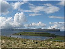 NG2260 : Ardmore Bay by Chris Andrews