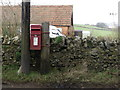 ST5904 : Holywell: postbox № DT2 129 by Chris Downer