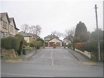 SE1735 : West Royd Avenue - Idle Road by Betty Longbottom