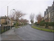 SE1735 : Acre Avenue - Stone Hall Lane by Betty Longbottom