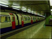 TQ0975 : Hatton Cross station by Thomas Nugent