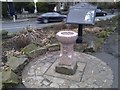 SE0511 : Drinking fountain, Marsden by Keith Williamson