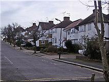 TQ1688 : Elmwood Avenue, Kenton by David Howard