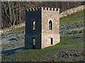 SD3979 : Longlands Tower by Paul Brooker