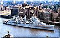 TQ3380 : HMS Belfast by David Dixon