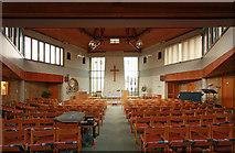 TQ3370 : Christ Church, Gipsy Hill - East end by John Salmon