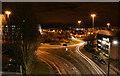 NZ2564 : New Bridge Street Roundabout by Peter McDermott