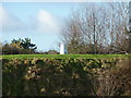 SU3814 : Former Ordnance Survey HQ, Maybush, Southampton, Trig pillar by Alexander P Kapp
